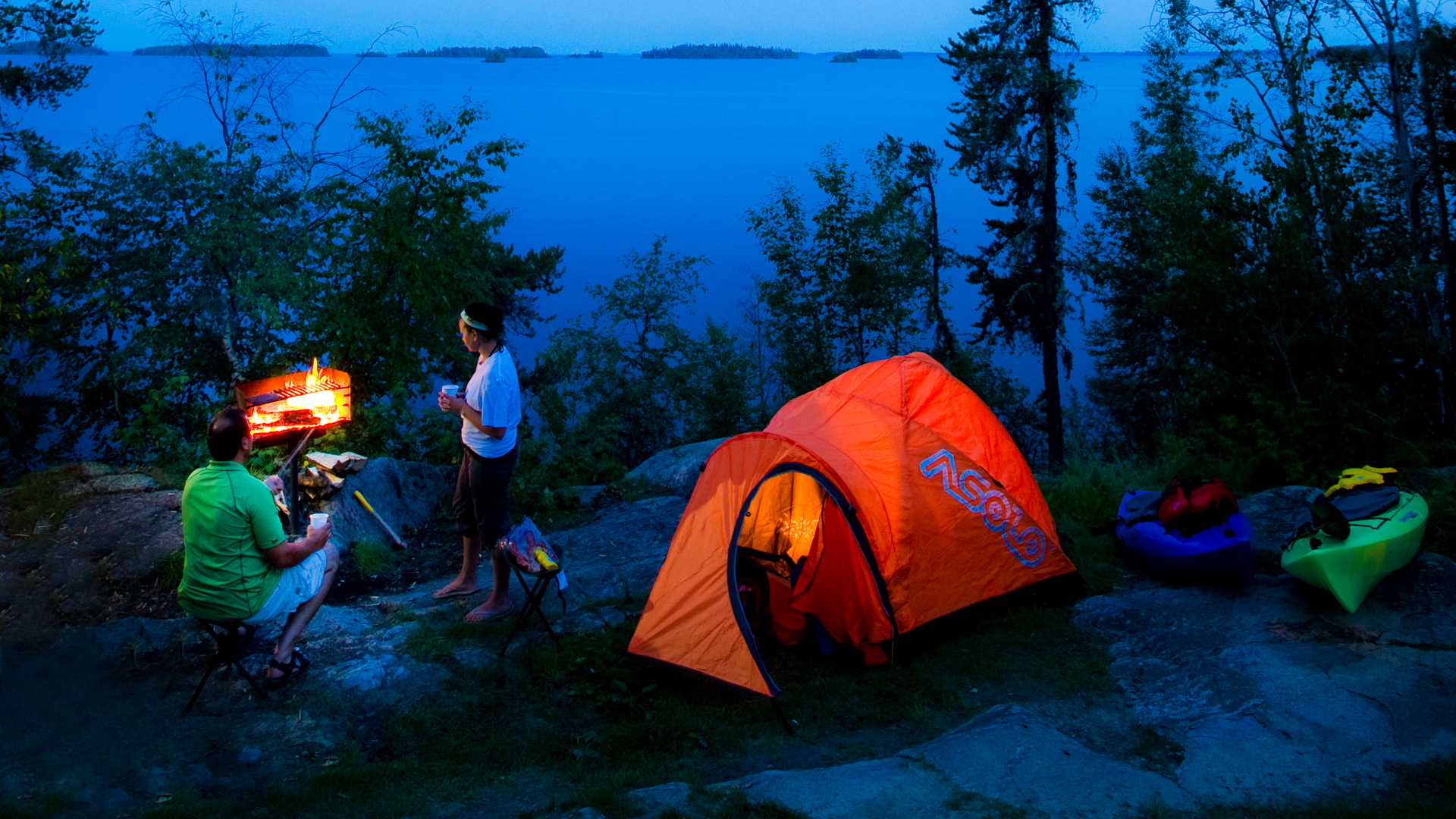 Caring for & Storing Your Tent