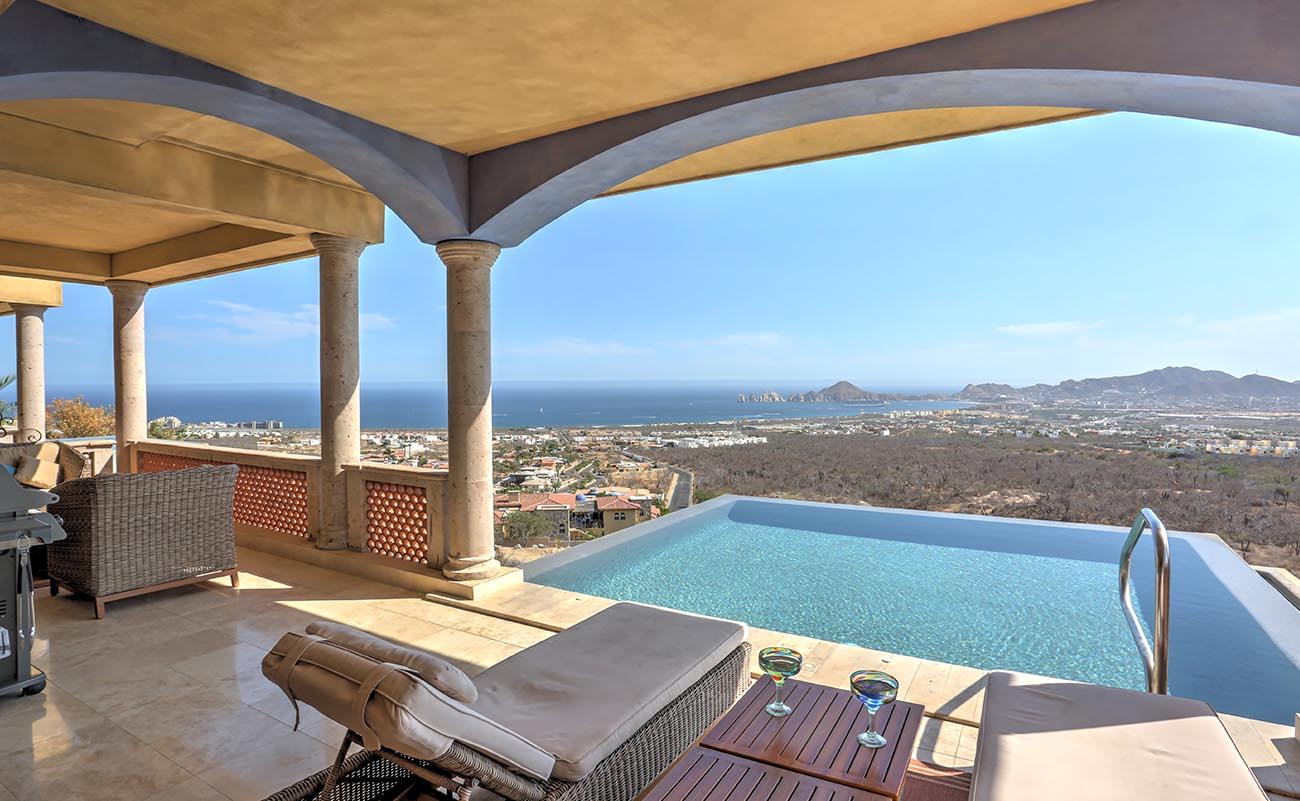 Prime Six Villas within the Amalfi Coast