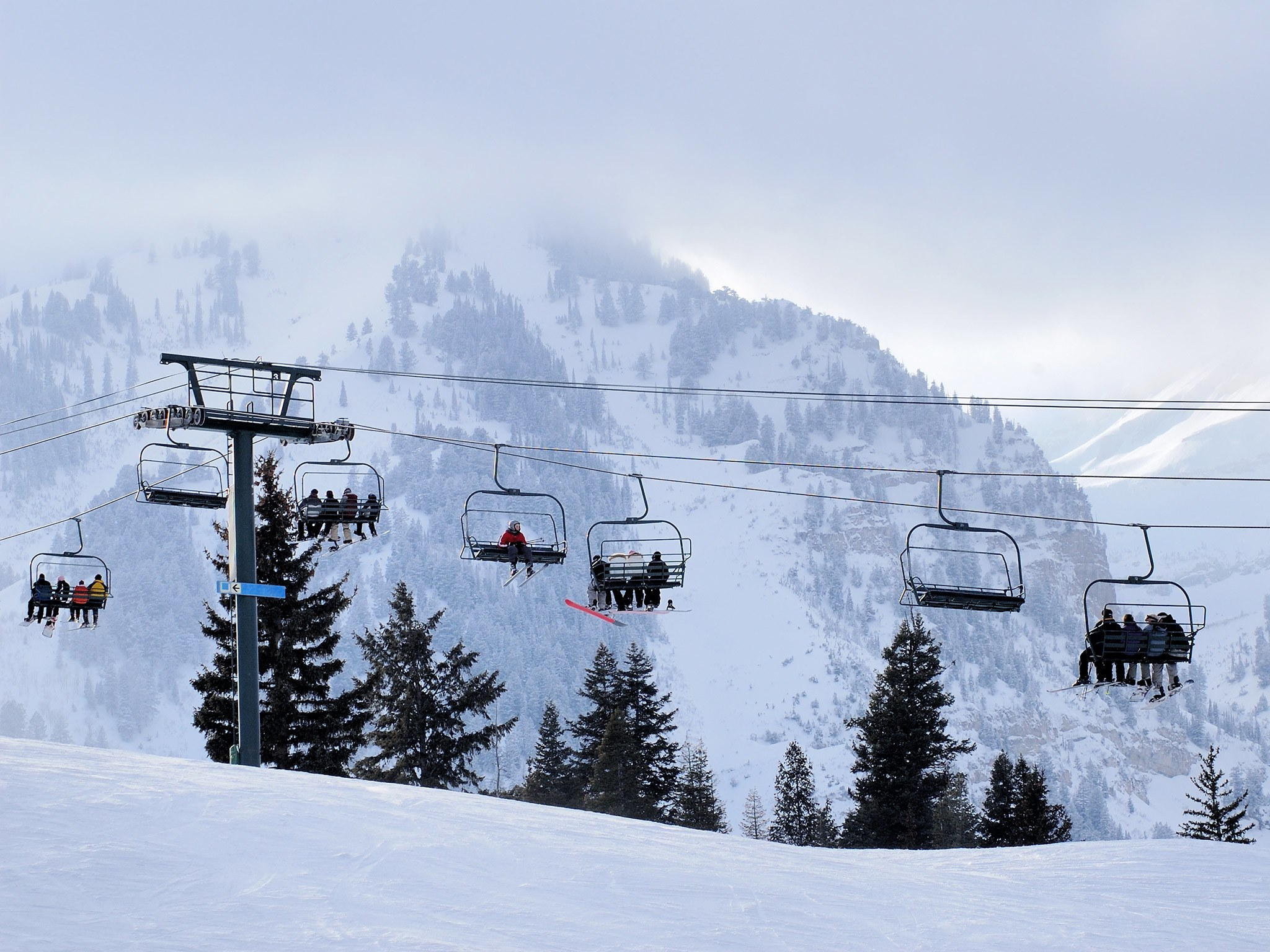 USA or European Ski Holiday? What's the Difference?