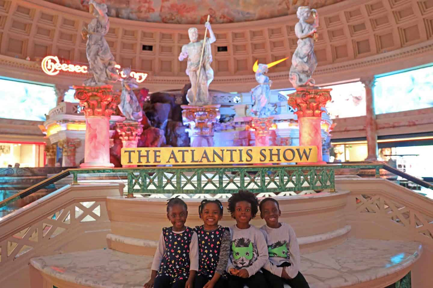 5 Best Things To Do In Vegas With Kids