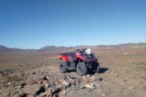 Quad ride in Marrakech