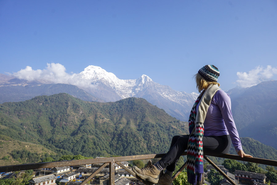 Explore short treks in Nepal