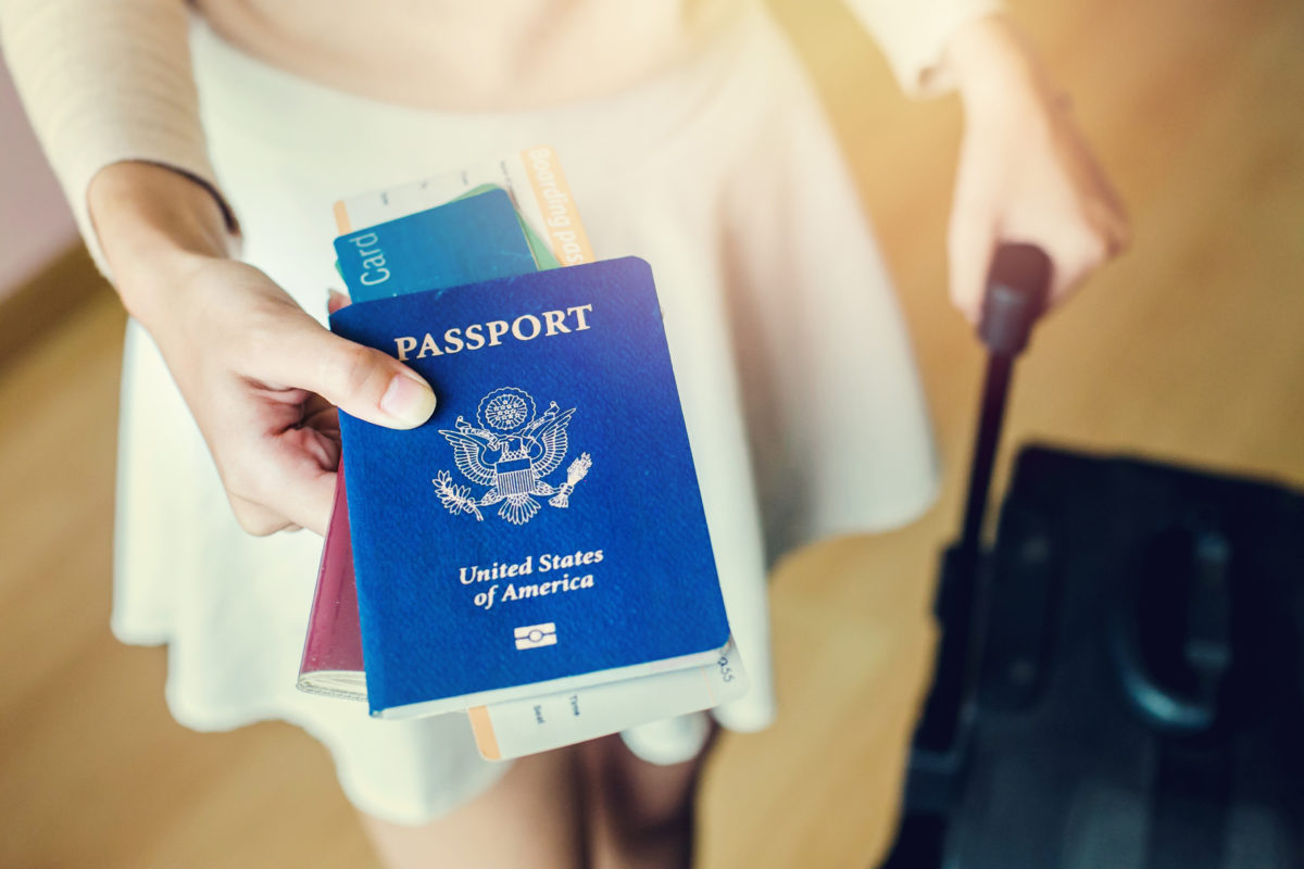 Is it necessary to carry your passport with you all the time?