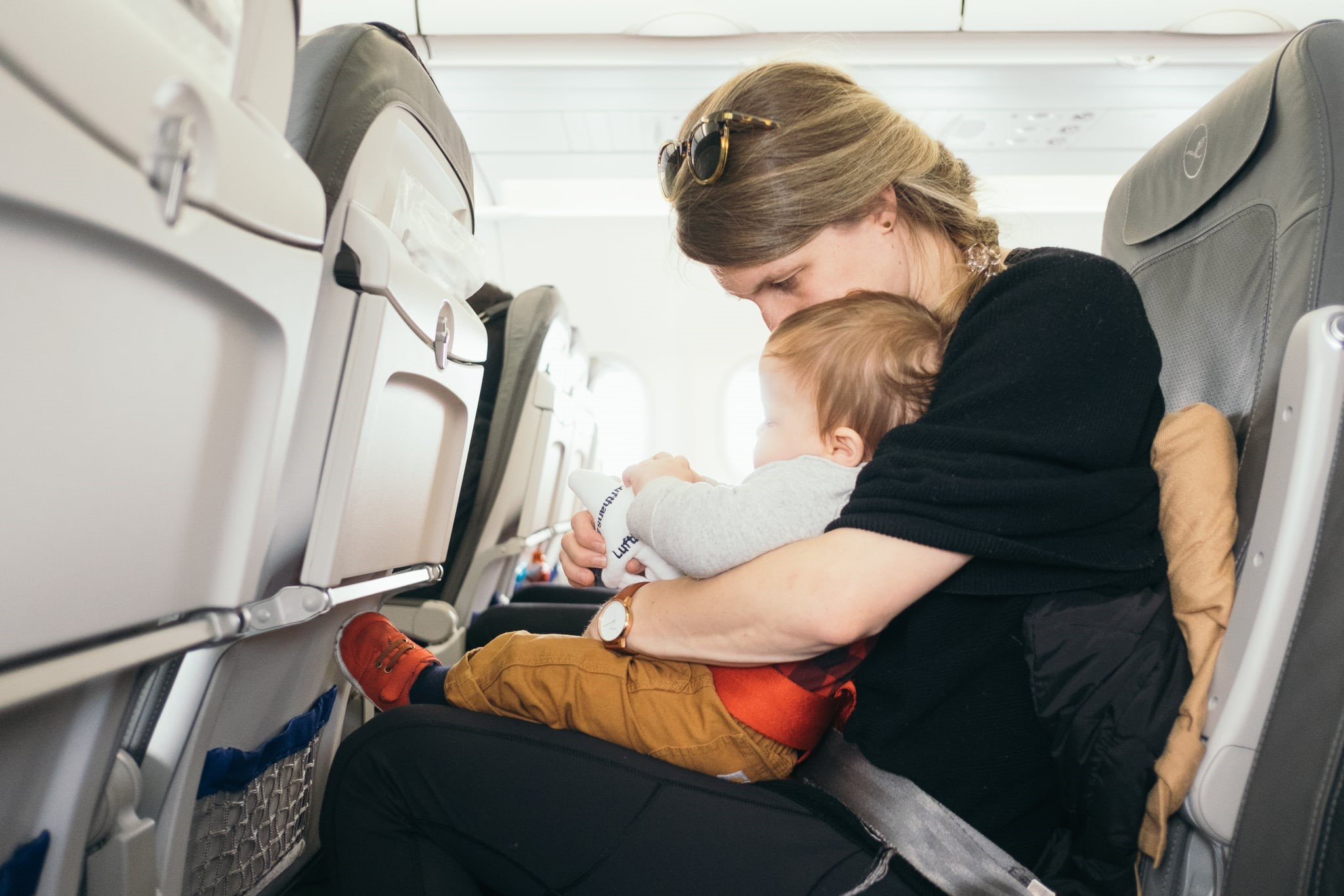 7 Tips for Successful Baby Travel