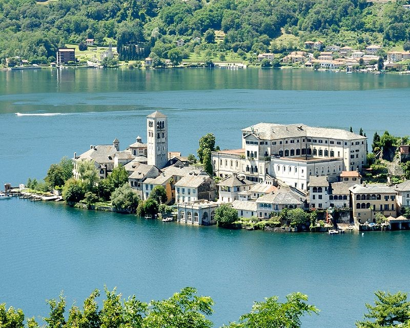 What to do in Orta San Giulio